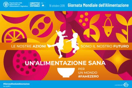 """Giornata mondiale dell'alimentazione: obiettivo """"Fame zero"""""""