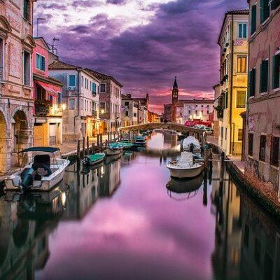 Venezia, storia di ombra e cicheti!