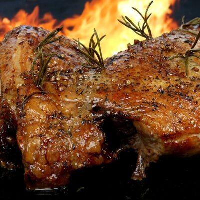 Il consumo della carne nell'antica Roma