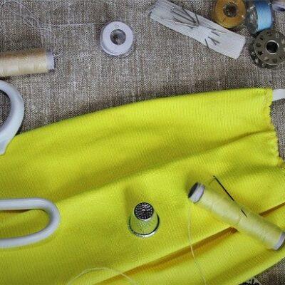OMS: Uso delle mascherine e prevenzione. Le mascherine di tessuto.