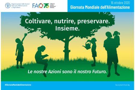 Coltivare, nutrire, preservare: Giornata mondiale dell'alimentazione